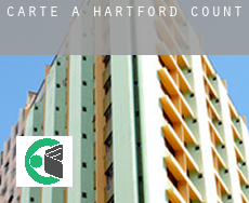 Carte a  Hartford County