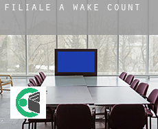 Filiale a  Wake County