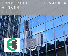 Convertitore di valuta a  Maine