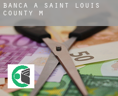 Banca a  Saint Louis County